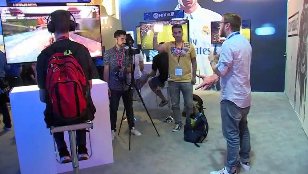 E3: el minuto a minuto de los youtubers