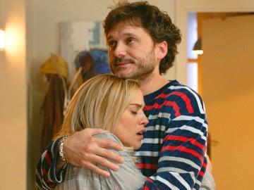 """Carmen llora desconsolada en brazos de Jozé: """"No sé si estoy enamorada de Horacio"""""""