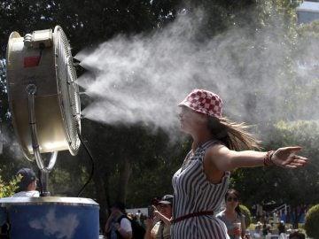 Las olas de calor extremas afectaran a tres cuartas partes de la poblacion