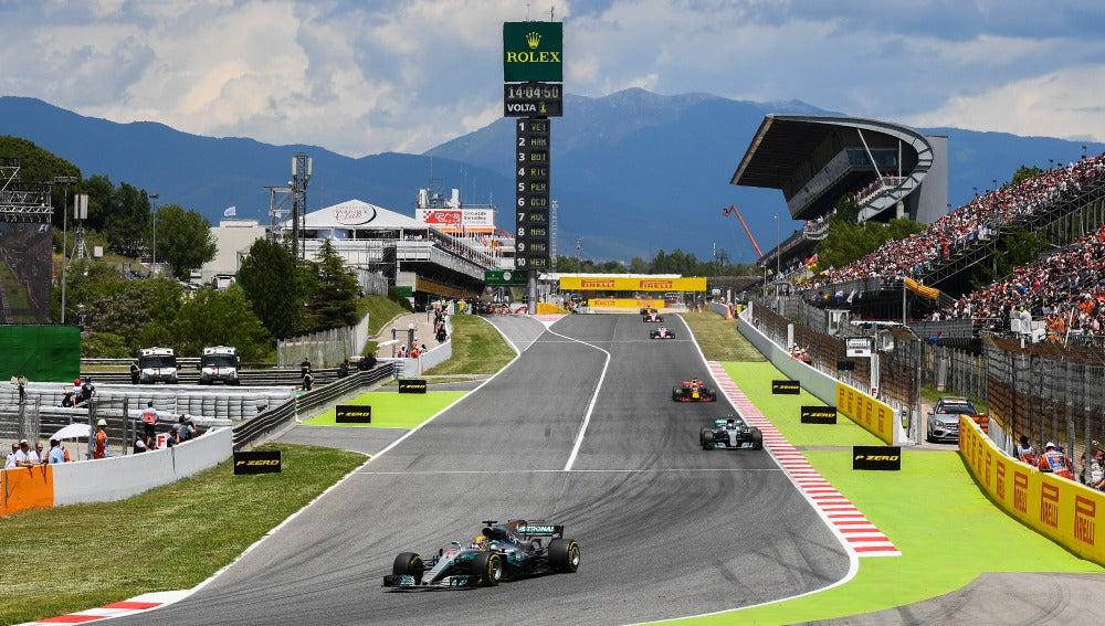 GP de España 2017, en el trazado de Montmeló