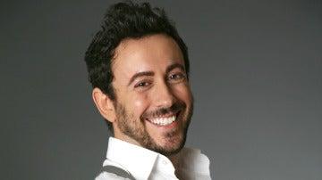 David Arnáiz da vida a Cristóbal Benjumea en 'Allí Abajo',