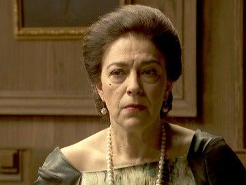 Francisca Montenegro, dispuesta a darle su merecido a Cristóbal