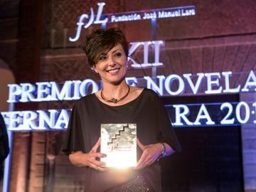 La periodista y escritora Sonsoles Ónega