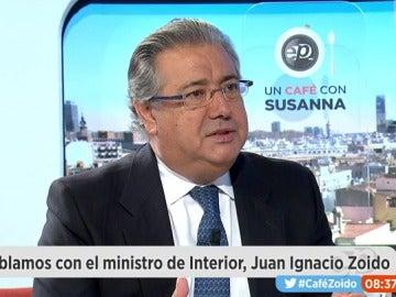Juan Ignacio Zoido en Espejo Público