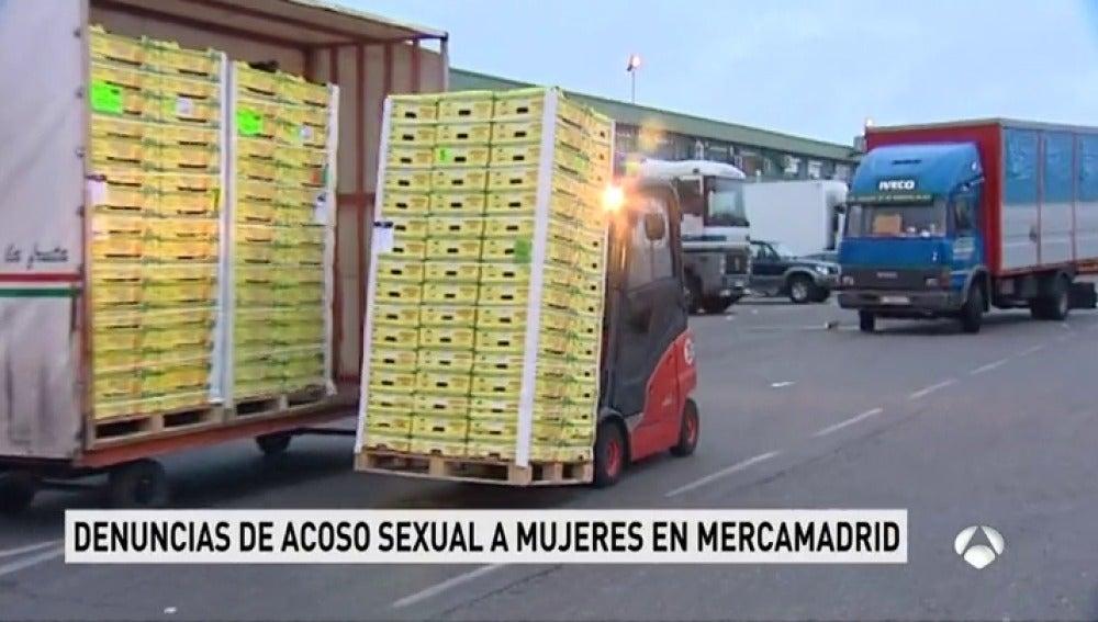 Una mujer denuncia que sufrió acoso sexual por parte de varios trabajadores de Mercamadrid