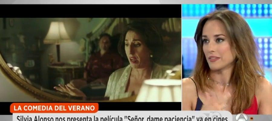 Antena 3 tv silvia alonso cuenta en espejo p blico la an cdota m s comprometida del rodaje de - Antena 3 espejo publico ...