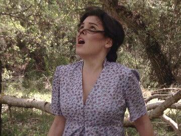Marcela, atrapada y herida en el Barranco de las Águilas