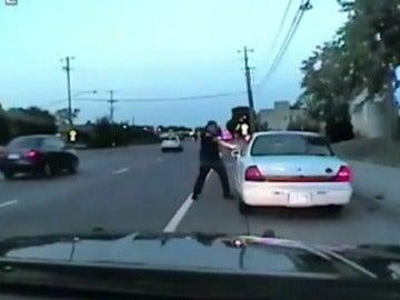 Difundidas las imágenes del tiroteo contra un afroamericano