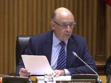 Montoro propone prohibir por ley nuevas amnistías fiscales
