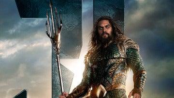 Imagen de Jason Momoa como 'Aquaman'