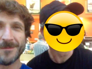 El encuentro entre un famoso actor español y uno de los narcos de 'Fariña'