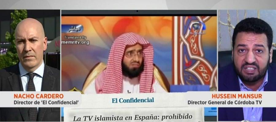 Antena 3 tv declaraciones del jeque de c rdoba tv los for Ver espejo publico hoy