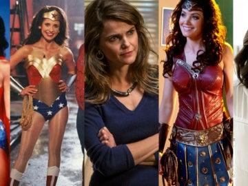Estas 5 actrices televisivas también fueron Wonder Woman
