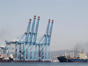 Puerto de Algeciras (Cádiz)