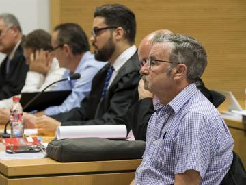 Juicio contra los guardias civiles acusados de cobrar sobornos