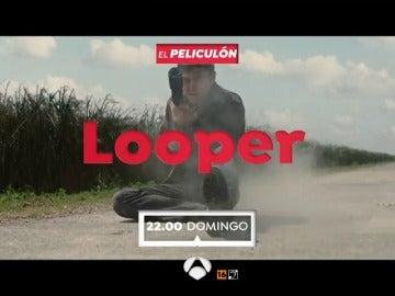 El Peliculón de Antena 3 emite 'Looper' con Bruce Willis