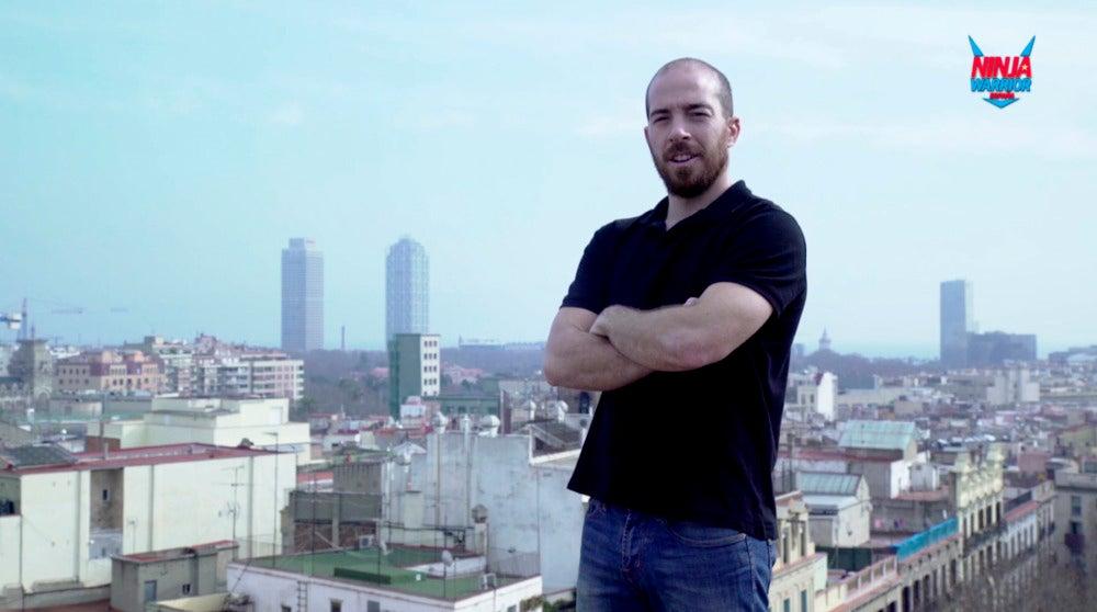 Arnau Mateu, el concursante de 'Ninja Warrior' España alérgico a la rutina