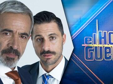 Imanol Arias y Hugo Silva visitarán 'El Hormiguero 3.0' el próximo miércoles
