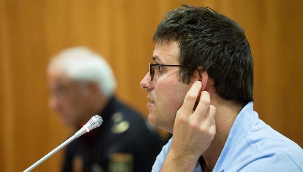 El acusado, declarado culpable de asesinar al hijo de su pareja