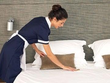 Las camareras de piso 'Kellys' denuncian sus condiciones laborales
