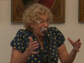 """Carmena respalda a los dos concejales porque """"no hay nada contra ellos"""""""