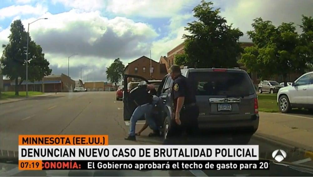 Nuevo caso de brutalidad policial en EEUU