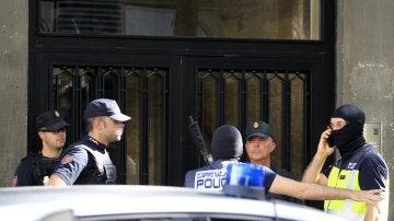 El yihadista de Madrid estaba en vías de planear un atentado, según el juez