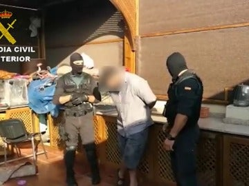 Detenido en Melilla un yihadista que formaba parte de una red de envío de combatientes a Siria