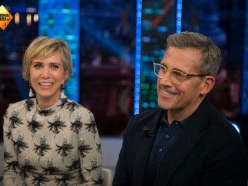 """Steve Carrell: """"Kristen Wiig y yo presentaríamos los Premios Oscar solo si Pablo Motos lo hiciera con nosotros"""""""