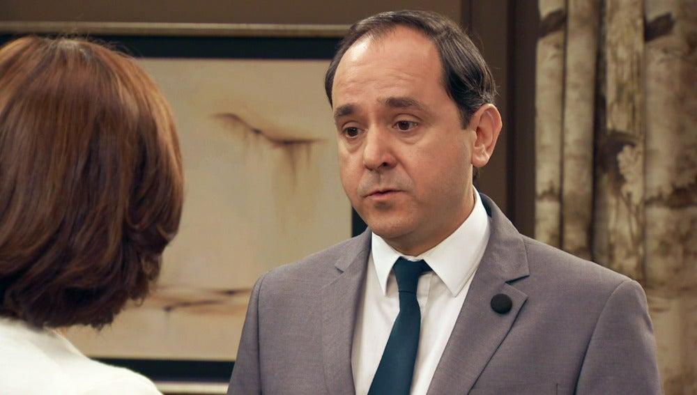 """Ginés: """"Me siento como si estuviese traicionando a Ana María"""""""