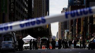 La policía de Nueva York