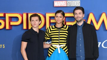 Presentación de 'Spiderman: Homecoming'