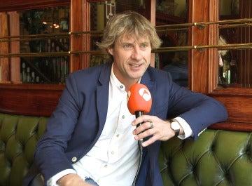 Julián Iantzi, presentador de 'Contigo al fin del mundo'