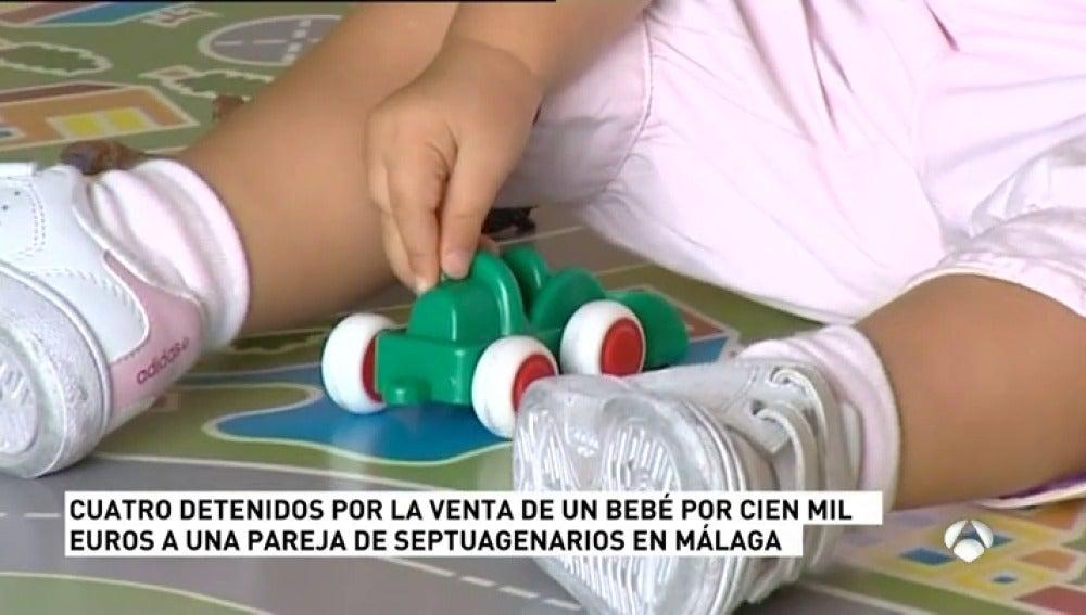 Detenidos dos ancianos por comprar un bebé para tener heredero