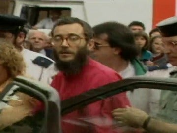 Liberación Ortega Lara