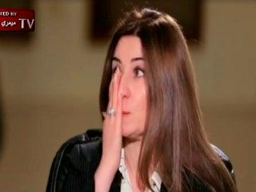 La diputada yazidí Vian Dakhil