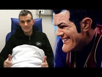 zellendust- TRIBUTO A ROBBIE ROTTEN / STEFAN KARL - We are number one
