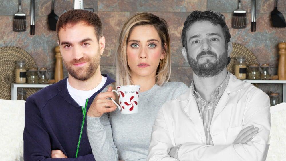 Iñaki, Carmen y Horacio