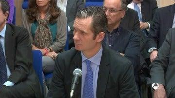 La Fiscalía del Supremo pide aumentar la condena a Iñaki Urdangarin hasta 10 años de cárcel