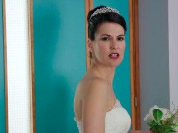 Trini confiesa a Benjumea porqué ha huido de su propia boda