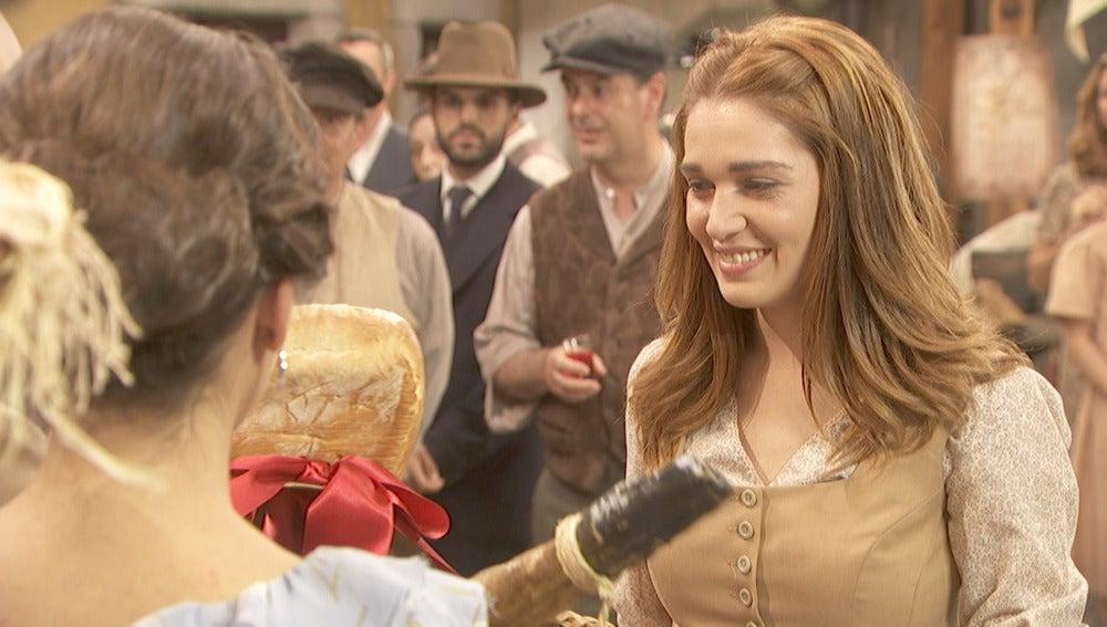Julieta se corona como la ganadora del concurso