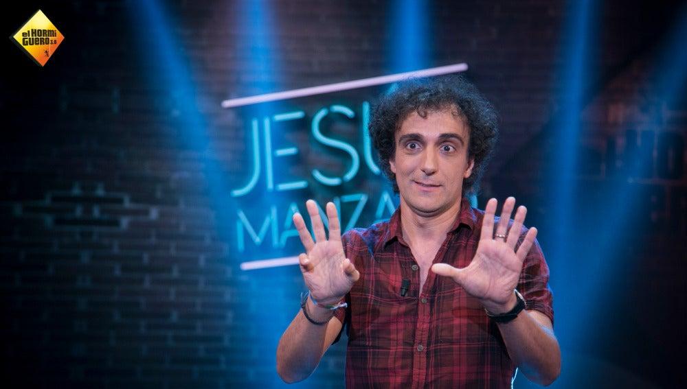 Ser padre es muy difícil y Jesús Manzano lo sabe muy bien