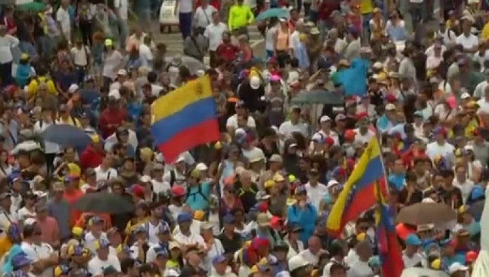 Concentración en Venezuela