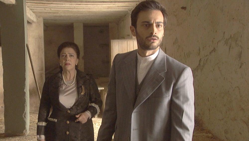 El peligro acecha a Francisca y Saúl, ¿están en riesgo de muerte?