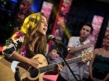 Marta Soto regresa a 'El Hormiguero 3.0' para presentarnos su primer single, 'Ya lo sabes'