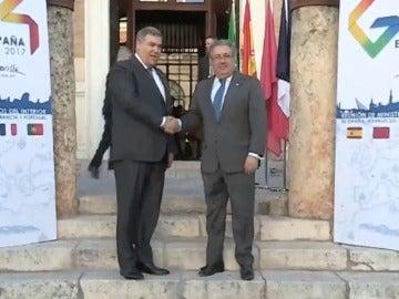 Zoido se reúne este lunes con los ministros de Interior de Marruecos, Francia y Portugal en SevillA