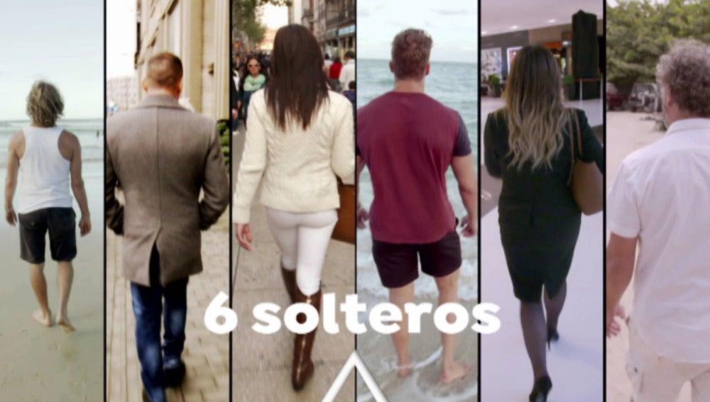 El próximo lunes, comienza la búsqueda del amor en 'Contigo al fin del mundo' en el estreno en Antena 3