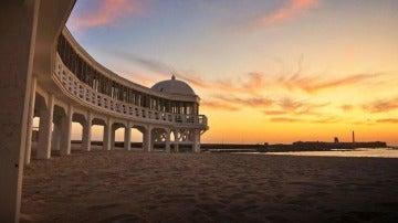 Playa de La Caleta (Cádiz)