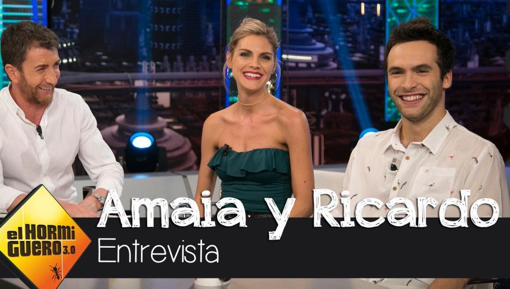 Entrevistas - Amaia Salamanca confiesa que 'robó' la identidad de una famosa cantante