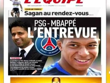 Ofertones de Arsenal y PSG: el fichaje de Mbappé por el Real Madrid se complica